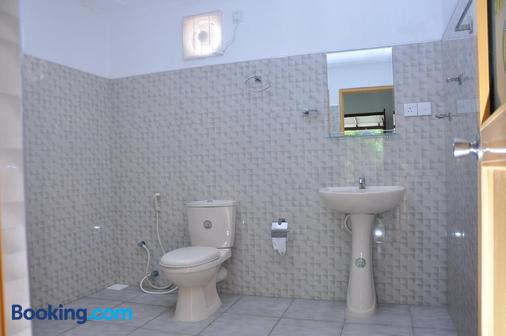 斯吉利岩石边民宿 - 锡吉里亚 - 浴室
