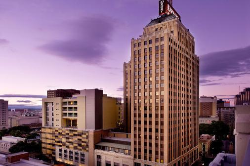 圣安东尼奥德鲁广场酒店 - 圣安东尼奥 - 建筑