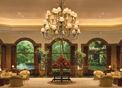 班加罗尔欧贝罗伊酒店&度假村 - 班加罗尔 - 大厅