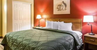 阿尔伯克基东罗德威汽车旅馆 - 阿尔伯克基 - 睡房