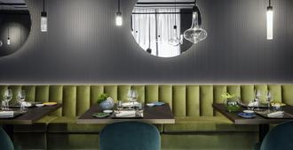 伊德鲁斯广场酒店 - 维亚雷焦 - 餐馆
