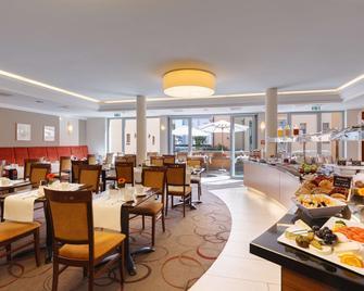 班贝克贝斯特韦斯特酒店 - 班贝格 - 餐馆