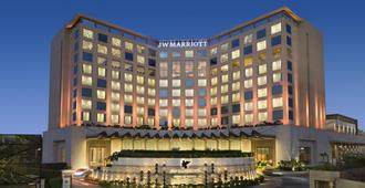 孟买萨哈尔jw万豪酒店 - 孟买 - 建筑