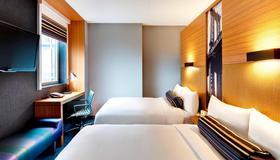 纽约布鲁克林雅乐轩酒店 - 布鲁克林 - 睡房