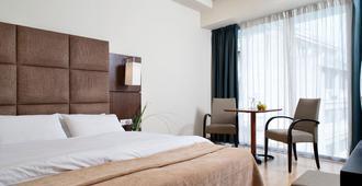 雅典阿利昂酒店 - 雅典 - 睡房