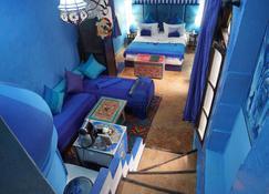 瑞波斯酒店 - 拉巴特 - 睡房