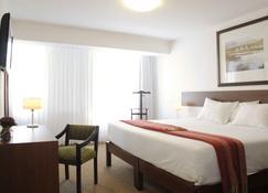 蒂拉维瓦阿雷基帕广场酒店 - 阿雷基帕 - 睡房