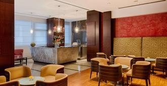 卡塔尼亚中心nh酒店 - 卡塔尼亚 - 酒吧