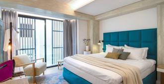 可可马特雅典朱梅勒酒店 - 雅典 - 睡房
