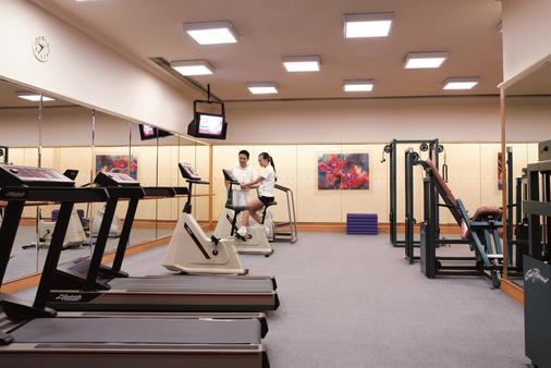北海香格里拉大酒店 - 北海 - 健身房