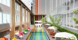 韦恩泰酒店 - 曼谷 - 建筑