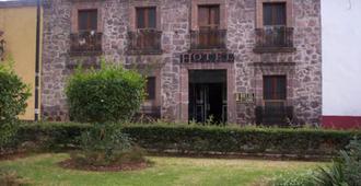 埃尔卡门酒店 - 莫雷利亚 - 建筑