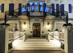 阿尔菲酒店 - 阿拉西奥 - 建筑