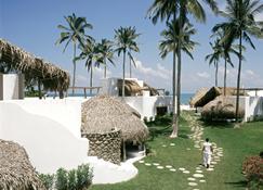 阿苏卡酒店 - 特科卢特拉 - 户外景观