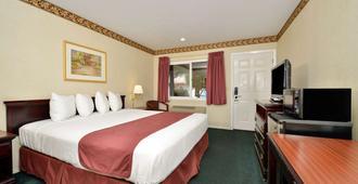 美洲最佳旅馆 - 天空牧场 - 帕罗奥多 - 睡房