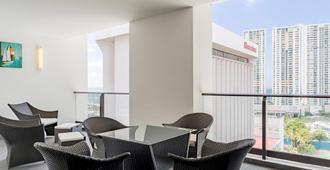 巴拿马雅乐轩酒店 - 巴拿马城 - 阳台