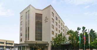 波普拉多广场酒店 - 麦德林 - 建筑