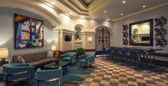 喜来登圣胡安老城酒店 - 圣胡安 - 休息厅