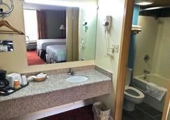 道尔顿美洲最佳价值套房酒店 - Dalton - 浴室