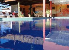 纬度旅馆 - 卡诺格布拉达 - 游泳池