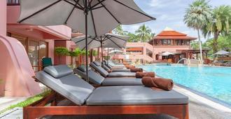 普吉岛芭东海景酒店 - 芭东 - 游泳池