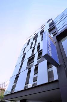 德瓦利迪瓦赫提曲酒店 - 曼谷 - 建筑