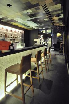 德瓦利迪瓦赫提曲酒店 - 曼谷 - 酒吧