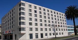 圣地亚哥德阿尔马格罗瓦尔帕莱索酒店 - 瓦尔帕莱索 - 建筑