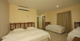 欢乐汽车旅馆 - 兰卡威 - 睡房
