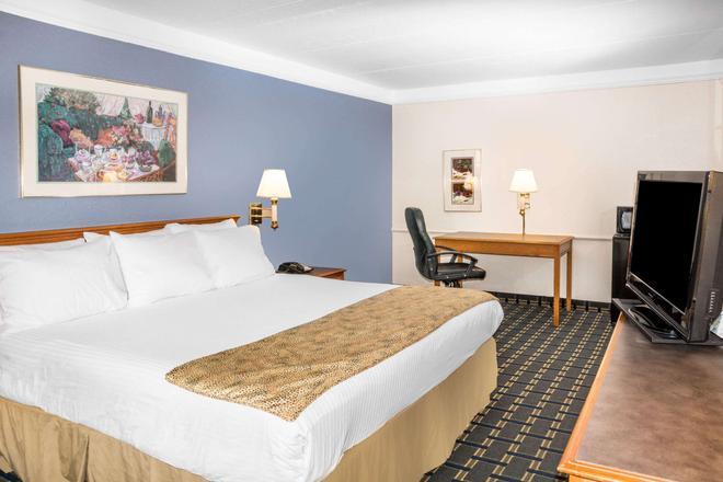 休斯敦戴斯酒店 - 休斯顿 - 睡房