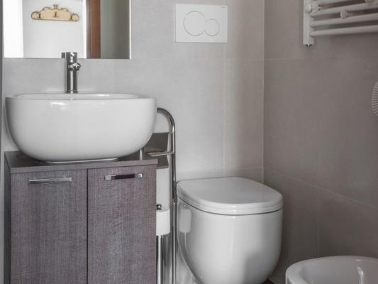 威尼斯卡圣托瓦索酒店 - 威尼斯 - 浴室