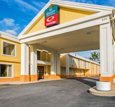 黑格斯敦品质套房酒店