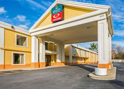 黑格斯敦品质套房酒店 - 黑格斯敦 - 建筑