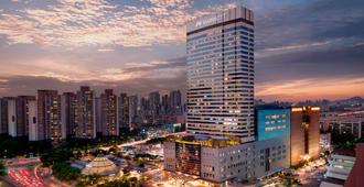 首尔jw万豪酒店 - 首尔 - 建筑