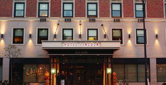 林肯酒店生活乐趣酒店 - 芝加哥 - 建筑