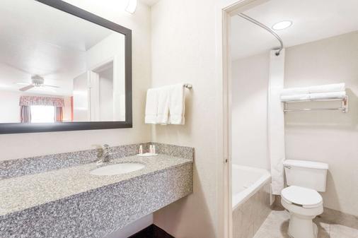 圣安吉洛华美达酒店 - 圣安杰罗 - 浴室