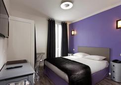 科利塞皇家酒店 - 巴黎 - 睡房