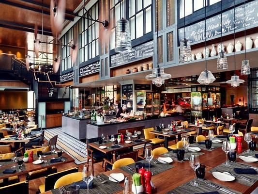 西贡索菲特广场酒店 - 胡志明市 - 酒吧