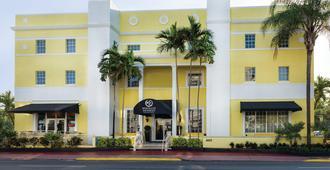 西門南海灘海濱度假村 - 迈阿密海滩 - 建筑
