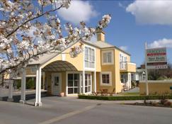 伯奇伍德庄园汽车旅馆 - 因弗卡吉尔 - 建筑