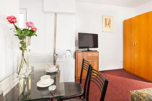 兹科夫公寓酒店 - 布拉格 - 餐厅