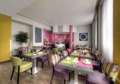贝斯特韦斯特尼斯马德里酒店 - 尼斯 - 餐馆