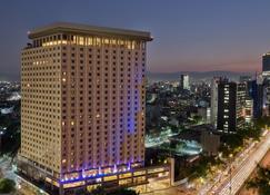 美洲嘉年华改革大道酒店 - 墨西哥城 - 建筑