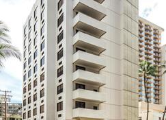 雅诗顿复新酒店 - 檀香山 - 建筑