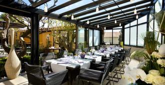 拉贝鲁斯酒店 - 尼斯 - 餐馆