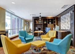 多伦多机场西假日酒店 - 米西索加 - 休息厅