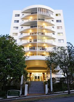 方达花园公寓酒店 - 布里斯班 - 建筑