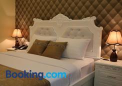如英酒店 - 金边 - 睡房
