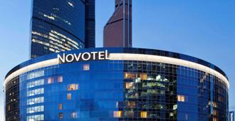 诺富特莫斯科城市酒店 - 莫斯科 - 建筑