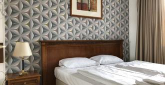 M-金霍特尔酒店 - 科隆 - 睡房